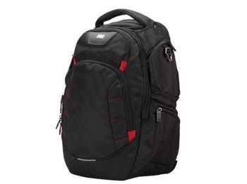 "CONTINENT NB backpack 15.6"" - BP-303BK (Schwyzcross), Black, Main Compartment: 38.8 x 24 x 3.7 cm, Dimensions: 50 x 37.5 x 19.5 cm"
