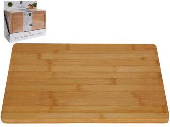 Доска разделочная бамбуковая EH 35X20cm