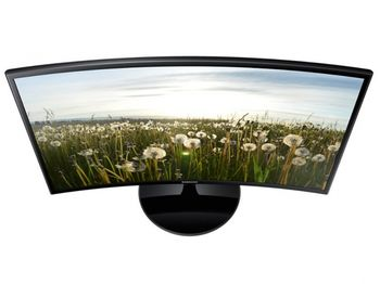 "купить ""32"""" SAMSUNG """"V32F390FE"""", G.Black (Curved-VA 1920x1080, 4ms, 250cd, LED Mega-DCR, HDMI+D-Sub, TV,USB) (31.5"""" Curved-VA W-LED, 1920x1080 Full-HD, 0.311mm, 4ms (GtG), 250 cd/m², Mega ∞ DCR (3000:1), 16.7M, 178°/178° @CR>10, D-Sub + HDMI x2, TV-Tuner RF In, USB ConnectShare, Component In (Y/Pb/Pr), Composite In (AV), CI Slot,  Audio-In, Headphone-Out, Speakers 5W x2, DTS Premium Sound 5.1,  External Power Adapter, Fixed Stand (Tilt -1/+22°), Wall Mount 75x75,  Magicbright, Magicupscale, Eco saving plus, Eye saver mode, Flicker free, Game mode,  Glossy-Black )"" в Кишинёве"