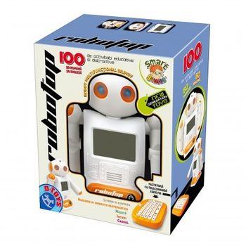 Обучающий ноутбук Robotop-100 функций, код 41211