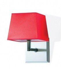 купить N&B Light Бра Атланта 14101-2 красный, черная структура/дерево белое в Кишинёве