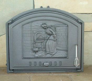 cumpără Ușa din fonta DCHS1 decor în Chișinău
