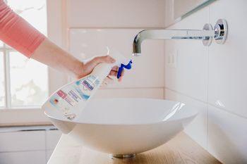Soluție igienică pentru curățarea băii Heitmann Disinfection, 500 ml