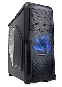 """ZALMAN """"Z3 PLUS"""" ATX Case"""