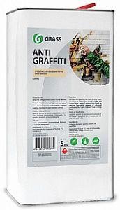 Средство для удаления пятен Antigraffiti 5л