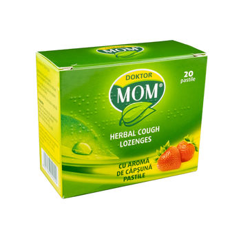 cumpără Doctor Mom pastile capsuna N20 OTC (TVA=20%) în Chișinău