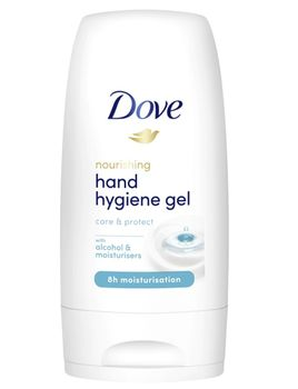 Дезинфицирующий гель для рук Dove Care&Protect, 50 мл