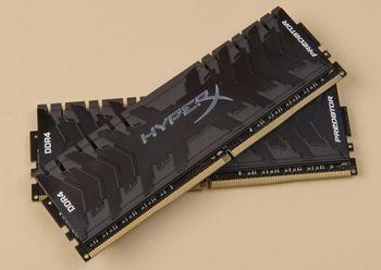 купить 16GB (Kit of 2*8GB) DDR4-3000  Kingston HyperX® Predator DDR4 (Dual Channel Kit), PC24000, CL15, 1.35V в Кишинёве