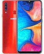 купить Samsung Galaxy A20s 2019 3/32Gb Duos (SM-A207) ,Red в Кишинёве