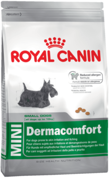 купить Royal Cani MINI DERMACOMFORT 2kg в Кишинёве