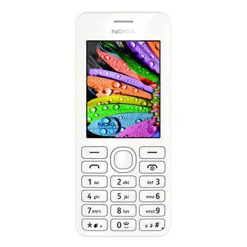 Nokia 206 White