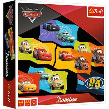 """Игра настольная """"Domino Cars"""", код 42121"""