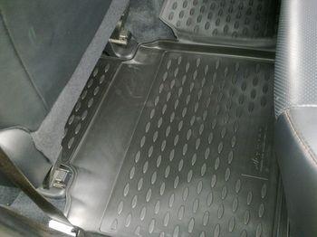 TOYOTA Camry 2011->, 2.5L /3.5L, 4 шт. Коврики в салон