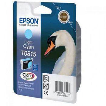 купить Ink Cartridge Epson T08154A/T11154A light cyan в Кишинёве