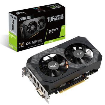 VGA ASUS GTX1660 6GB GDDR5 TUF Gaming