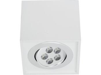 купить Светильник BOX LED бел 5W 6415 в Кишинёве