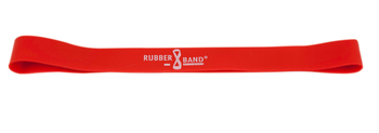 купить Эспандер Dittmann Rubberband 28.5*2.4 cm, red, rezist. medium (1909) в Кишинёве