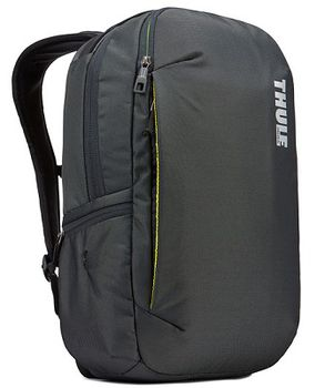 "15.6"" NB Backpack  THULE - Subterra 23L, Dark Shadow, Safe-zone, 800D nylon, Dimensions: 31 x 22 x 50 cm, Weight 1 kg, Volume 23L"