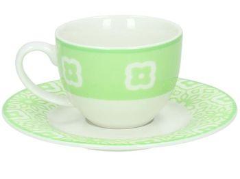Чашка для кофе 60ml с блюдцем Ambra