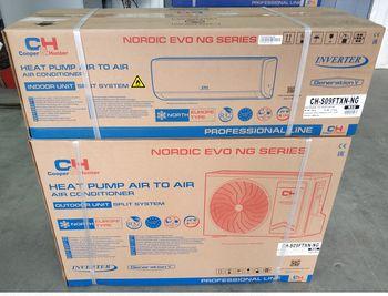 купить Кондиционер Cooper&Hunter NORDIC EVO CH-S09FTXN-NG R32 Wi-Fi в Кишинёве