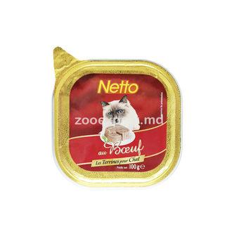 купить Netto паштет с говядиной в Кишинёве