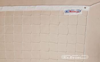 Сетка для волейбола (белая) 15935107 / 9.5x1.0 м (2670)