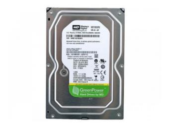 3,5-дюймовый жесткий диск 2,0 ТБ -SATA- 64 МБ Western Digital «AV-GP (WD20EURS)»
