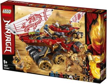 LEGO Ninjago Райский уголок, арт.70677