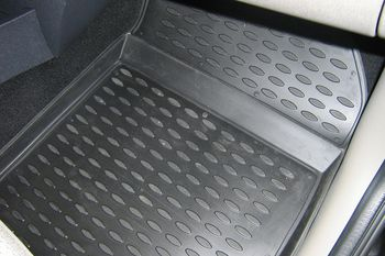 RENAULT Clio III 2005->, 4 шт. Коврики в салон