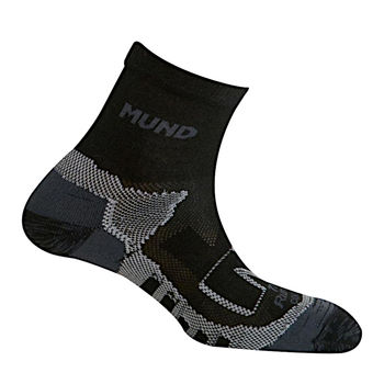купить Носки Mund Trail Running, Correr, black, 335/12 в Кишинёве