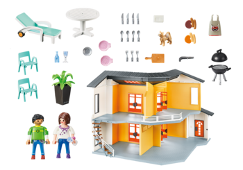 купить Playmobil Modern House в Кишинёве