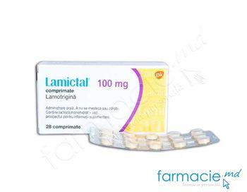 cumpără Lamictal™ comp. 100 mg N28 în Chișinău