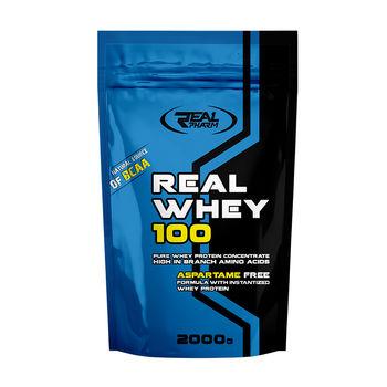 купить REAL WHEY 2000g в Кишинёве