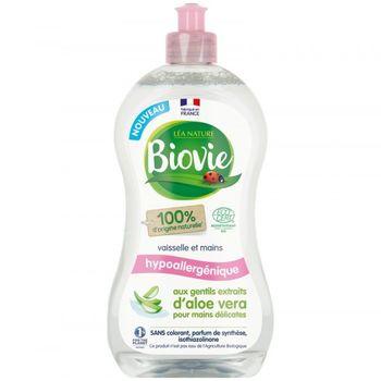 купить Biovie Lichid pt vase  BIO (Aloe) 500ml в Кишинёве