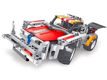 8009, XTech Bricks: 2in1, 2Sport Cars, R/C 4CH, 326 pcs