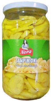 """купить """"Nora"""" Шампиньоны консервированные (резанные) 580мл. в Кишинёве"""