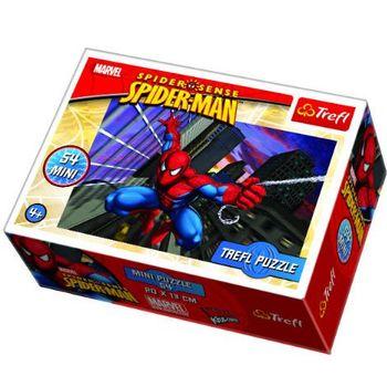 """Puzzle""""54Mini"""" - """"Mini Spiderman"""", cod TF185"""