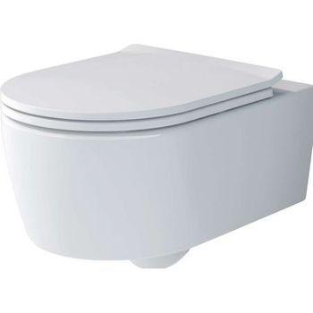 Vas WC suspendat Villeroy&Boch  Avento Soul DirectFlush, cu capac Slim Soft Close