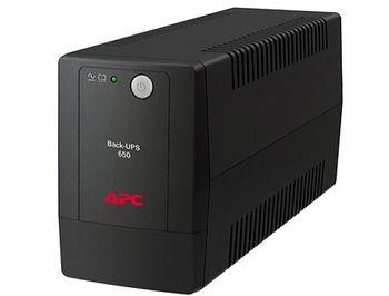 UPS APC Back-UPS BX650LI, AVR, 650VA/325W, 4 x IEC Sockets (all 4 Battery Backup + Surge Protected), LED indicators