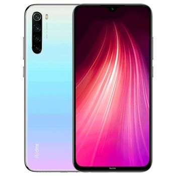 "Xiaomi RedMi Note 8 EU 32GB White, DualSIM, 6.3"" 1080x2340 IPS, Snapdragon 665, Octa-Core 2.0GHz, 3GB RAM, Adreno 610, microSD (dedicated slot), 48MP+8MP+2MP+2MP/13MP, LED flash, 4000mAh, WiFi-AC/BT4.2, LTE, Android 9.0 (MIUI10), Infrared port"
