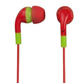 HAMA Flip Flopin-Ear Stereo Earphones, sunset/grass