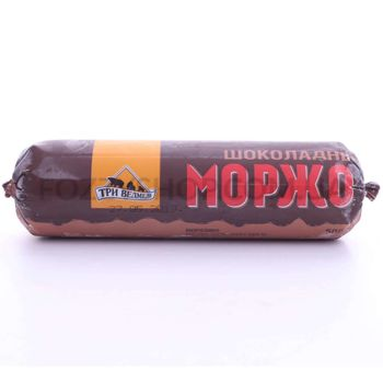 """Мороженое """" МОРЖО Шоколадное"""" 500гр"""