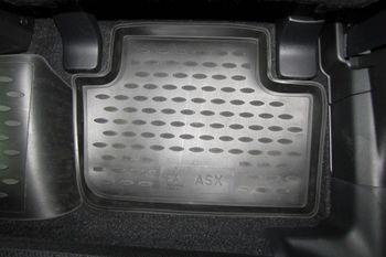 MITSUBISHI ASX 06/2010->, 4 шт. Коврики в салон