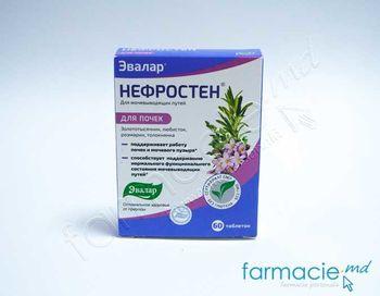 купить Nefrosten comp. 25mg N60 Evalar в Кишинёве