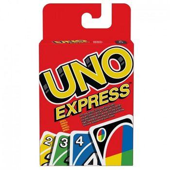 """Настольная игра """"UNO Express"""" GDR45 (4740)"""