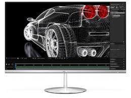 Asus Zen AIO ZN242GDK Silver (23,8 дюйма, FHD IPS i5-8300H, 16 ГБ, 1 ТБ, 128 ГБ, SSD, GTX1050 Win10)