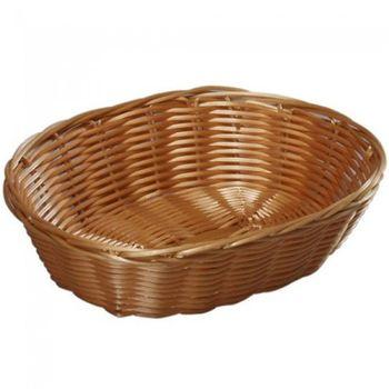 купить Корзинка плетеная овальная 21x17x6 см, Kesper 17832 в Кишинёве