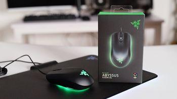 cumpără Mouse RAZER Abyssus Essential / Ambidextrous Gaming Mouse în Chișinău