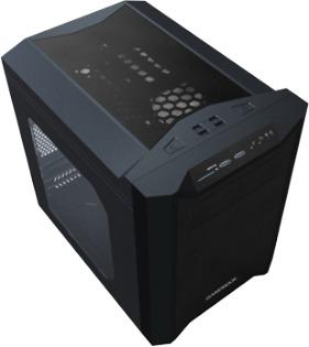 купить Case mATX GAMEMAX 3002BK Gaming Cube-Case в Кишинёве