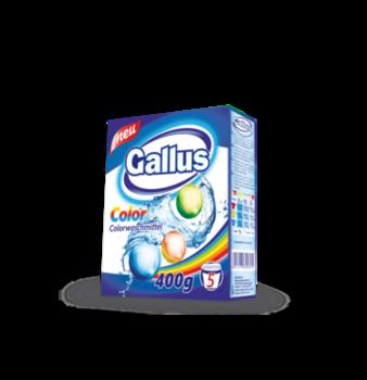 Стиральный Порошок Gallus 400g (color/universal)